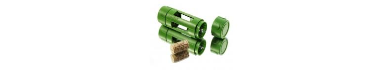 Moretto Cavatappi color verde