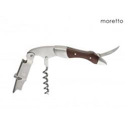 Moretto Cavatappi Sommelier legno - WA6